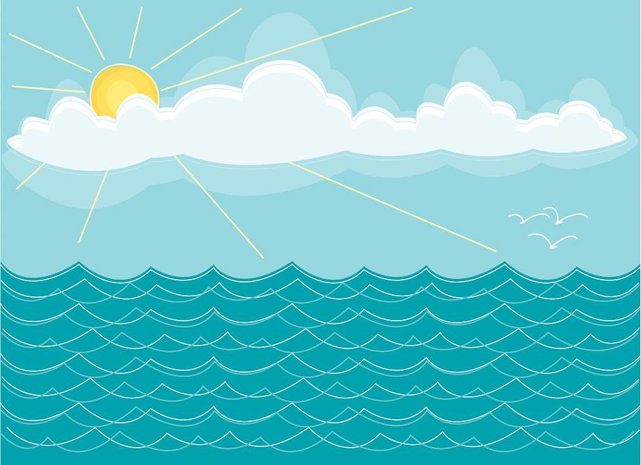 Sketchy Ocean