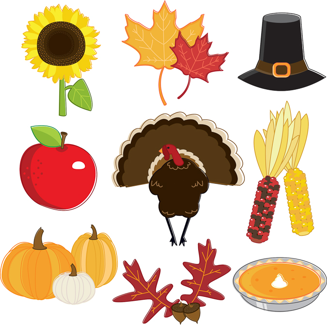 Thanksgiving Illustrations