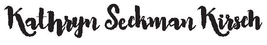 Kathryn Seckman Kirsch